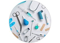 Specialised Medical Material