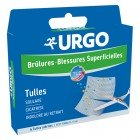 URGO BURNS TULLE 5 X 5 BOX 6