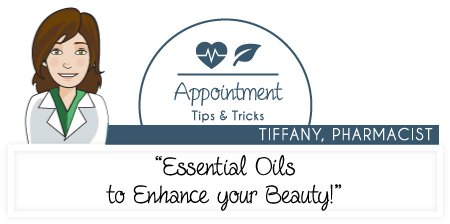 beauty with essential oils